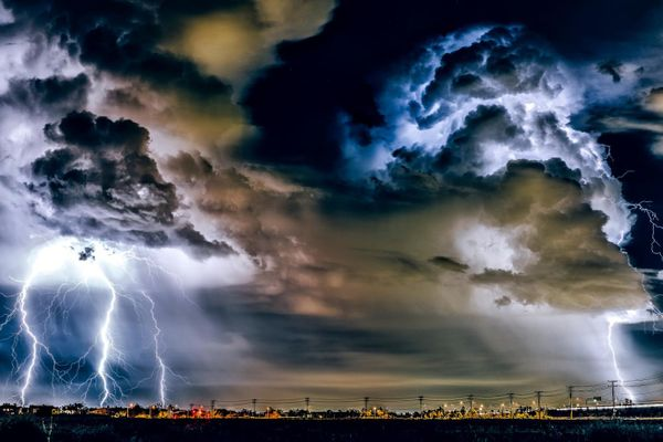 Bitcoin Testnet Block Storms